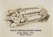 view Photographs, Wright Aeronautical Corporation Tornado II aircraft engine digital asset: Photographs, Wright Aeronautical Corporation Tornado II aircraft engine