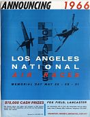 view 1966 National Air Races (Los Angeles), Cinerama Inc digital asset: 1966 National Air Races (Los Angeles), Cinerama Inc