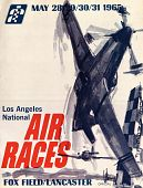 view 1965 National Air Races (Los Angeles), Program digital asset: 1965 National Air Races (Los Angeles), Program