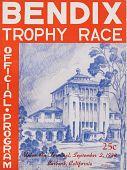 view Bendix Trophy Race Official Program (Burbank) digital asset: Bendix Trophy Race Official Program (Burbank)