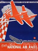 view 1946 National Air Races (Cleveland), Official Directory and Log digital asset: 1946 National Air Races (Cleveland), Official Directory and Log