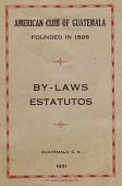 view Handbook, American Club of Guatemala, Guatemala digital asset: Handbook, American Club of Guatemala, Guatemala