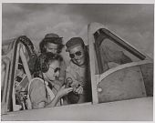 view WASPs Binder: Pictures of Life and Training of the Women's Air Force Service Pilots digital asset: Photographs Corresponding to WASP Binder A4490 - A4565K