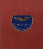 view WASPs Binder: Pictures of Life and Training of the Women's Air Force Service Pilots, c.1942-1944, Scrapbook # 1 digital asset: WASPs Binder: Pictures of Life and Training of the Women's Air Force Service Pilots, c.1942-1944, Scrapbook # 1