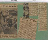 view Scrapbook 2, folder 1 of 3 digital asset: Scrapbook 2, folder 1 of 3