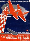 view Aero Digest; 1946 Directory and Log of the National Air Races digital asset: Aero Digest; 1946 Directory and Log of the National Air Races