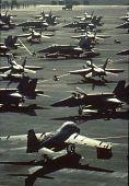 view Desert Shield and Desert Storm Collection digital asset: Grumman A-6 (A2F) Intruder/Prowler Family, Grumman EA-6B Prowler