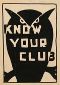 view Clubs and Organizations, Lockbourne Officers' Wives Club digital asset: Clubs and Organizations, Lockbourne Officers' Wives Club
