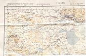 view Maps of Tehran, Baghdad, Alaska digital asset: Maps of Tehran, Baghdad, Alaska