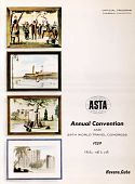 view American Society of Travel Agents (ASTA), Official Program, Annual Convention and 29th World Travel Congress (Havana, Cuba) digital asset: American Society of Travel Agents (ASTA), Annual Convention Official Program