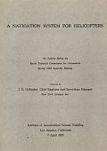 """view Manuscripts, """"A Navigation System for Helicopters"""" (Speech), J. E. Gallagher digital asset: Manuscripts, """"A Navigation System for Helicopters"""" (Speech), J. E. Gallagher"""