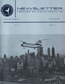 view Newsletter - The American Helicopter Society, American Helicopter Society, Vol. 7, No. 2, February 1961 digital asset: Newsletter - The American Helicopter Society, American Helicopter Society, Vol. 7, No. 2, February 1961