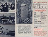 """view New York Airways [Timetable],"""" New York Airways, Winter Schedule effective December 21, 1965: The Skyline Route"""" digital asset: New York Airways [Timetable],"""" New York Airways, Winter Schedule effective December 21, 1965: The Skyline Route"""""""