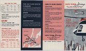 """view New York Airways [Timetable],"""" New York Airways, Fall and Winter Schedule effective October 29, 1967: The Skyline Route"""" digital asset: New York Airways [Timetable],"""" New York Airways, Fall and Winter Schedule effective October 29, 1967: The Skyline Route"""""""