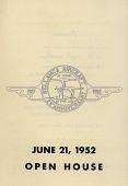 view Bellanca Aircraft Corporation, 25th Anniversary Programs, June 21, 1952 digital asset: Bellanca Aircraft Corporation, 25th Anniversary Programs, June 21, 1952