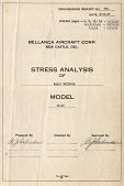 view Report 450 Stress Analysis of Basic Criteria, Model 14-13, August 22, 1945 - January 10, 1946 digital asset: Report 450 Stress Analysis of Basic Criteria, Model 14-13, August 22, 1945 -- January 10, 1946