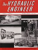 "view ""Hydraulic Engineer"", December - January, 1952-1953 digital asset: Hydraulic Engineer, December - January, 1952-1953"