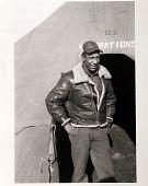 view Miscellaneous, Tuskegee Airmen, World War II (2 of 4) digital asset: Miscellaneous, Tuskegee Airmen, World War II (2 of 4)