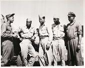 view Miscellaneous, Tuskegee Airmen, World War II (3 of 4) digital asset: Miscellaneous, Tuskegee Airmen, World War II (3 of 4)