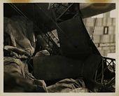 view USS Los Angeles (ZR-3) damage photos digital asset: USS Los Angeles (ZR-3) damage photos