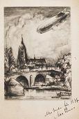 view Hindenburg Memorabilia Collection [von Meister] digital asset: Christmas cards