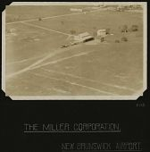 "view Photo album, ""The Miller Corporation, New Brunswick Airport"" digital asset: Photo album, ""The Miller Corporation, New Brunswick Airport"""