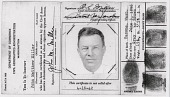view United States Department of Commerce Civil Aeronautics Administration Airman Identification Card, John Matthew Miller (Photocopy) digital asset: United States Department of Commerce Civil Aeronautics Administration Airman Identification Card, John Matthew Miller (Photocopy)