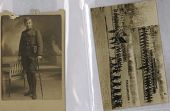 view World War 1 Diary and Photographs digital asset: World War 1 Diary and Photographs