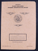 view Personnel record for Brown, NATOPS Flight Personnel Training/Qualification Jacket, U.S. Navy digital asset: Personnel record for Brown, NATOPS Flight Personnel Training/Qualification Jacket, U.S. Navy