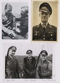 "view ""Schwertern""; Photographs of German Aces [2 of 2] digital asset: Photographs of German Aces [2 of 2]"