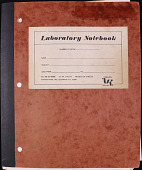 view Remote Manipulator System Notes in Lab Notebook digital asset: Remote Manipulator System Notes in Lab Notebook