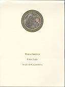 view Correspondence and Photograph, Maria Shriver digital asset: Correspondence and Photograph, Maria Shriver
