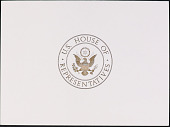 view Correspondence, United States Representatives digital asset: Correspondence, United States Representatives
