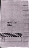 view Correspondence (Folder 1 of 2) digital asset: Correspondence (Folder 1 of 2)