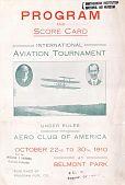 view International Aviation Tournament, Belmont Park, New York, Aero Club of America digital asset: International Aviation Tournament, Belmont Park, New York, Aero Club of America