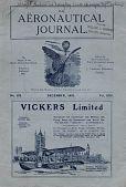 view Aeronautical Journal, Royal Aeronautical Society, vol. 25, no. 132 digital asset: Aeronautical Journal, Royal Aeronautical Society, vol. 25, no. 132
