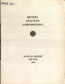 view Annual and Interim Reports, Bendix Aviation Corp. digital asset: Annual and Interim Reports, Bendix Aviation Corp.