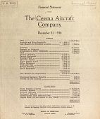 view Annual and Interim Reports, Cessna Aircraft Co. digital asset: Annual and Interim Reports, Cessna Aircraft Co.