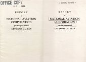 view Annual and Interim Reports, National Aviation Corp. digital asset: Annual and Interim Reports, National Aviation Corp.