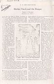 view News clippings and articles digital asset: News clippings and articles