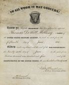 view Notice of Appointment to United States Military Academy, effective June 15, 1905 digital asset: Notice of Appointment to United States Military Academy, effective June 15, 1905