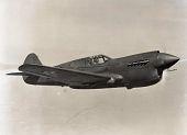 view Curtiss P-40D Warhawk digital asset: Curtiss P-40D Warhawk