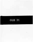 view CGD-71 : Lift-Increase Produced by Blowing a Wing of a Profile Thickness of 9%, Equipped with a Slot and a Slotted Flap digital asset: CGD-71 : Lift-Increase Produced by Blowing a Wing of a Profile Thickness of 9%, Equipped with a Slot and a Slotted Flap