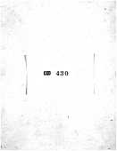 view CGD-430 : Report of Three-component Measurements on the Winged Shell A 4 V13/c digital asset: CGD-430 : Report of Three-component Measurements on the Winged Shell A 4 V13/c