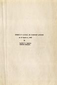 """view """"Summary of National Air Transport Activity as of March 1, 1929 by Lester D. Seymour, General Manager"""" digital asset: """"Summary of National Air Transport Activity as of March 1, 1929 by Lester D. Seymour, General Manager"""""""