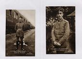 view World War I German Pilot Photographs digital asset: World War I German Pilot Photographs