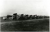 view Lieutenant H. E. Linsley World War I Aircraft Photographs digital asset: Lieutenant H. E. Linsley World War I Aircraft Photographs