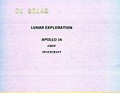 view Apollo 14 Flight, Crew digital asset: Apollo 14 Flight, Crew