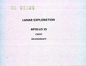 view Apollo 15 Flight, Crew digital asset: Apollo 15 Flight, Crew