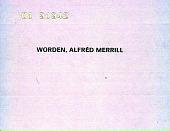 "view Worden, Alfred Merrill ""Al"" digital asset: Worden, Alfred Merrill ""Al"""
